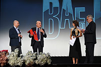 Luciano Sovena Premio Made in Italy BAFF 2015 - BAFC - premio tecnico: Roma Lazio Film Commission