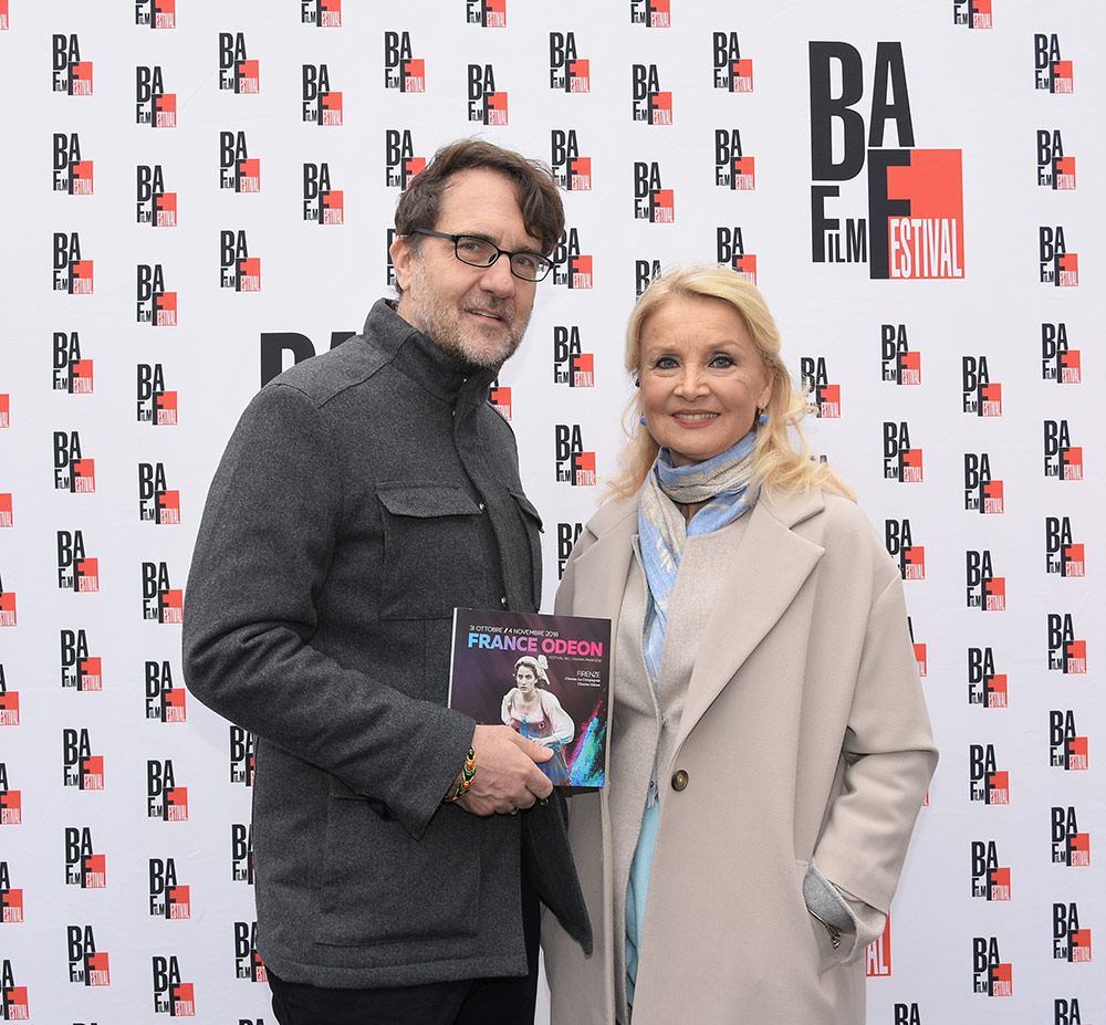 Barbara Bouchet, Francesco Martinottii